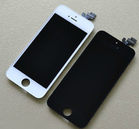 For Apple iPhone LCD Screen Panels  Replacement Kit For iPhone5 LCD Touch Digitizer Front Screen Assembly for iphone 5 5G