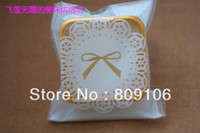 Wholesale retail g lace belt ziplock bag moon cake box tray moon cake packaging bag
