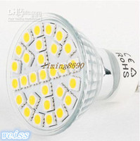Wholesale By DHL EMS X W MR16 E27 GU10 LED SMD LED High Power Spot Light HOT