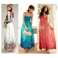 Work Bohemian Mini 2014 ZANZEA HOT Women Ladies Girl Exotic Summer Princess BOHO Chiffon Maxi Long Dress