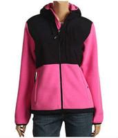 Cheap Jackets women fleece jacket Best Women Polyester hooded jacket