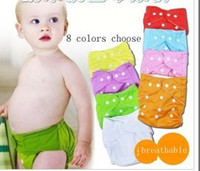 Wholesale new diapers insert liners baby underwear diaper covers pettiskirt Bloomers