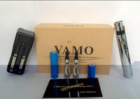 Cheap Vamo V2 V3 V4 V5 mod e cigarette updated lava tube ecigarette improved vv350 vv650 vamo mod v2 v3 v4 v5 Electronic Cigarette 1800 or 2200mah