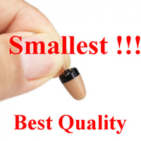 Wholesale Smallest best quality mini earpiece micro earpiece