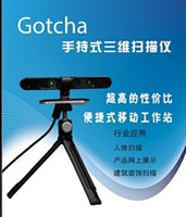 Barcode Scanner A4 600dpi 3d printer general handheld body scanner gotcha