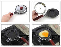 Wholesale eggs pans mini creative carton love carton pans with cover min2pcs