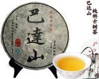 Wholesale ON sales years Bada mountain raw tea g brand brand puer tea chinese tea health care green slimming coffee