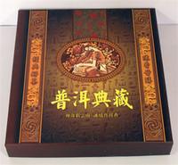 Pu'Er Tea health slimming coffee - ON sale years tea box brand ripe tea puer tea g chinese tea health care green slimming coffee pu er tea