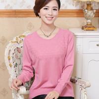Women Cashmere Twinset New fashion lady knitwear cashmere sweaters Korean Women Long Loose Sweater Pullover Women's