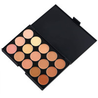 Wholesale Hot Best Color Under Eye Concealer Make Up Cream Palette Dark Circle Concealers Makeup Basic Beauty Products