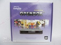 PVRs DVB-S _ Wholesale - OpenBox S10 HD PVR Digital Satelliate Receiver Set Top Box DHL Free shipping 10pcs Factory Price Hot