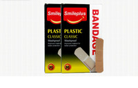 Wholesale Economical Waterproof Band Aid Adhesive Plaster Wound Adhesive Bandages RY1451