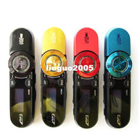 Wholesale USB MP3 Player colorful boday new desigen with Micro SD Card Slot