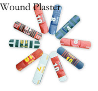 Wholesale Creative Football Design Bandages Wound Adhesive First Aid Supplies Band Aid RY1452