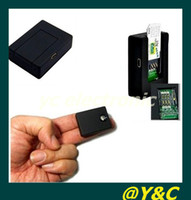 Wholesale Orginal Mini wireless GSM Voice actived fuctions Control Memory Dialing Back Device N9 With gift box