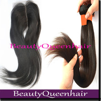 Malaysian Hair Straight beautyqueenhair Virgin Malaysian Hair Closure Weft Extension Straight Remy Human weave hair can dye and bleached 3 bundles hair + 1 lace closure