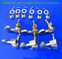 Wholesale R3L GROVER Gold Guitar string Tuning Pegs keys Tuners Machine Heads for Acoustic Electric Folk Guitar