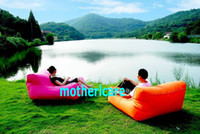 Wholesale Extra Large floating bean bag chair Float on water Relax on Land NEWLY pool side water floats Summer swimming lounge