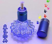 Wholesale Petals Blue Classic Duoleng alcohol lamp