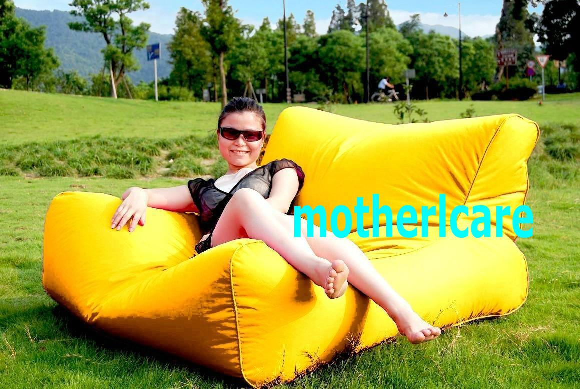 extra large floating bean bag chair float on water relax on land newly pool side water floats. Black Bedroom Furniture Sets. Home Design Ideas