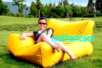 lounges pool - Extra Large floating bean bag chair Float on water Relax on Land NEWLY pool side water floats Summer swimming lounge YELLOW
