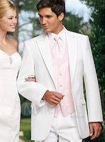 Actual Images Wool Blend Autumn/Spring 2013 white men wool suit Christmas specials Men Suits Bridegroom groom wedding suit wedding suits for men tuxedos