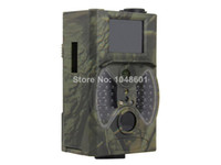 Yes Yes Yes Wholesale Free shipping 2014 new Hunting Cameras Motion Detection Game Hunting Trail Camera Digital 12MP DVR IR LED Night Vision