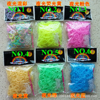 Cheap 8-11 Years Rainbow Loom Best Plz add remark the color number Plastic dark colorful