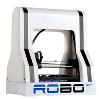 Wholesale new updated personal rapid prototyping d printer distributor ABS PLA filament magic printer