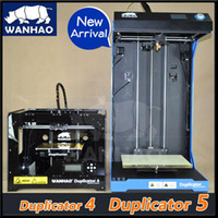 New Yes Wanhao Wholesale - Duplicator 5-Extreme XV Rock Steel structure 3D Printer for Sale with Largest Printing Size:305*205*605mm