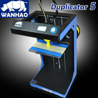 wanhao 305*205*605mm 300mm/s Wholesale - duplicator 5 shock the world automatic 3d Chinese printer