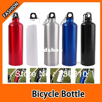 Wholesale Hot Camping water bottle sports water bottle metal water bottle multi color