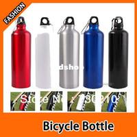 CIQ metal water bottle - Hot Camping water bottle sports water bottle metal water bottle multi color