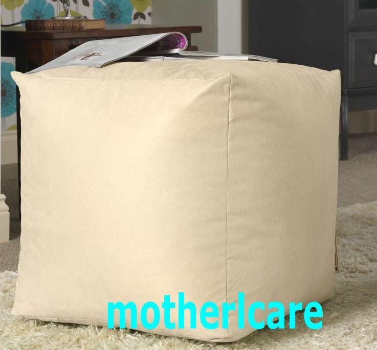 420d polyester waterproof foot stool ottoman cover pouf - Pouf piscine waterproof ...