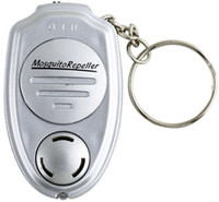 Mosquitoes ultrasonic Eco Friendly Mini Keychain ultrasonic mosquito repelling device