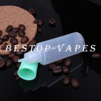 15ml bottles - Empty E Cig Oil Bottle PE ML Plastic Dropper Bottles With ChildProof Cap FOR Ego Vaporizer Juice Liquid