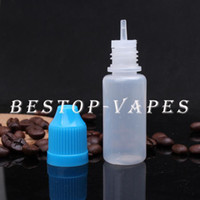 plastic bottles - Plastic Bottle Manufacturer LDPE ML Plastic Needle Tip Bottle With Childproof Cap With Long Thin Tip Dropper Bottle