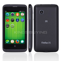 "WCDMA other other ZTE OPEN C MSM8210 4"" Dual-Core Firefox 1.3 Dual System WCDMA 3G Phone w 4GB ROM #1200377"