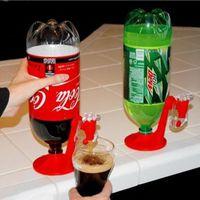 Plastic ECO Friendly Fizz Saver Dispenser Bottle Coke Dispenser Party Drinking Soda Dispense Gadget Fridge Fizz Saver Dispenser Water Machine