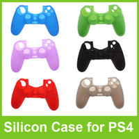 PS4/Xbox one  Protective Case  Camouflage Silicone Case for PlayStation 4 PS4 Xbox one Controller Soft Silicon Protective Sleeve Cover Skin Various Colors Factory Price