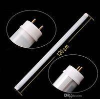 T8 20w 2835 20W T8 led tube 2835 SMD cool white warm white AC 85-265V 1.2m 4 feet 1800lm LED Fluorescent Tube Light Lamp 25PCS FEDEX UPS free