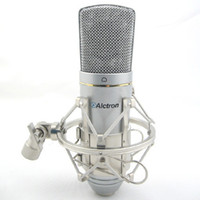 Cheap Alctron Mc310 professional transistor FET condenser microphone capacitor recording microphone pro studio mic