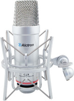 Cheap Alctron transistor FET condenser microphone large diaphragm professional broadcast recording microphone free shipping
