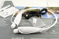 Wholesale Retail Wireless Stereo Tone Portable Sport Apt X Headset In ear Headphones HBS Earphone LG High Quality