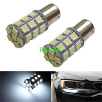 SMD SMT LED Bulbs car rear led lights - Warm White LED BA15S P21W T25 Car Reverse Turn Signal Rear Tail Brake Light Bulb