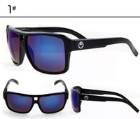 Wholesale cheap color DRAGON The JAM sunglass new mens coating sunglass Women s outdoor sports crime sunglasses DRAGON K008