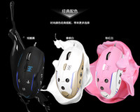 Wholesale Chinese Medicine Magnetic energy care mouse desktop notebook office mouse LOL games Soua S2 aggravate wired big mouse gifts