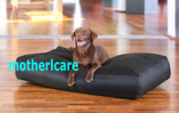 Rectangle big dog cages - BIG CUSHION XXL Dog bean bag beds dog lounge pet beds dog or cat cage red brown orange black and olive green colors are available
