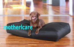 Wholesale BIG CUSHION XXL Dog bean bag beds dog lounge pet beds dog or cat cage red brown orange black and olive green colors are available
