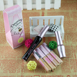 Wholesale Etude House four sets of make up water is not blooming slim thick curly eyeliner eyeliner Concealer